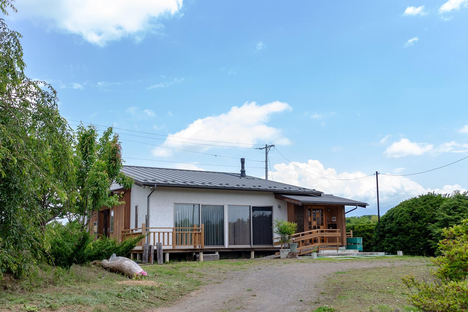 信州たてしなの農村体験ができる宿泊施設:たてしな宿泊農村体験