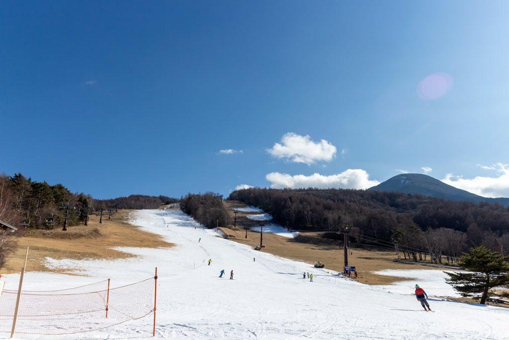 2019-20シーズンOPEN初日の白樺高原国際スキー場