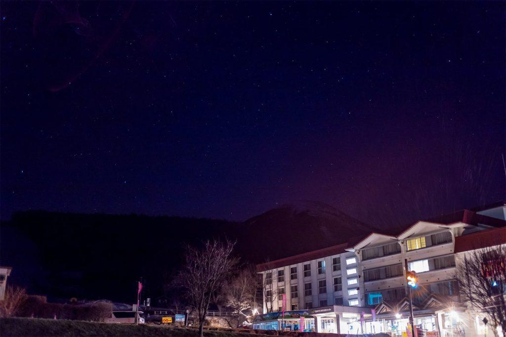 星空観測プランもある白樺高原ホテル