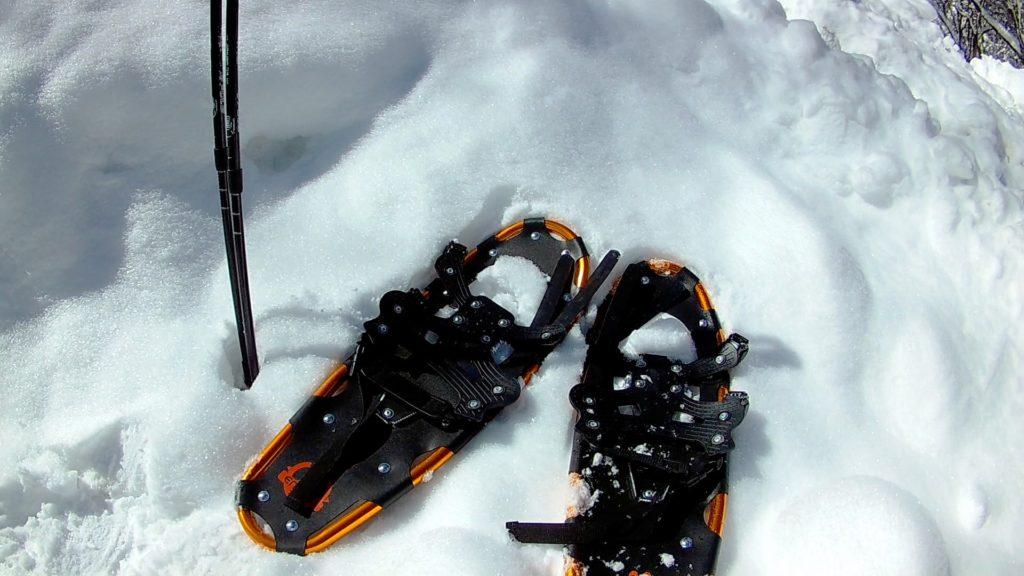 スノーハイクにおすすめのスノーシュートレッキング